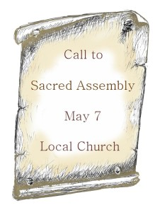 Call to Sacred Assembly